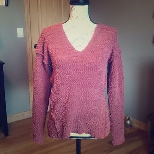 Pink Rose | Sweater